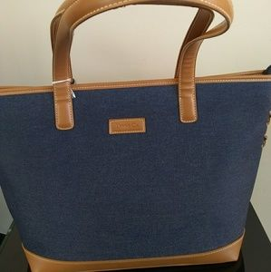 Den.& Co Jean handbag